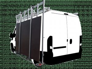 Porte-verre véhicule utilitaire galerie