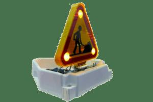 Triflash véhicule utilitaire