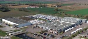 Site industriel Gevrey SD Services