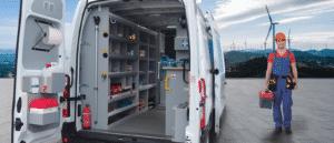 aménagement-fourgon-utilitaire-bois-electricien